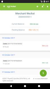 AllZ Wallet Merchant - náhled
