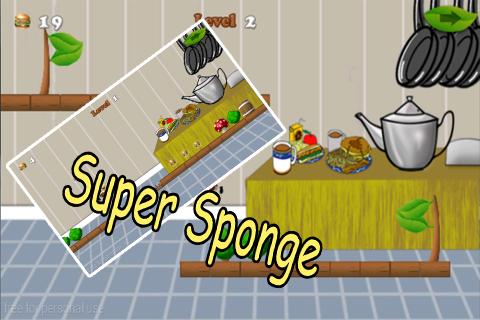 Super Sponge Adventure