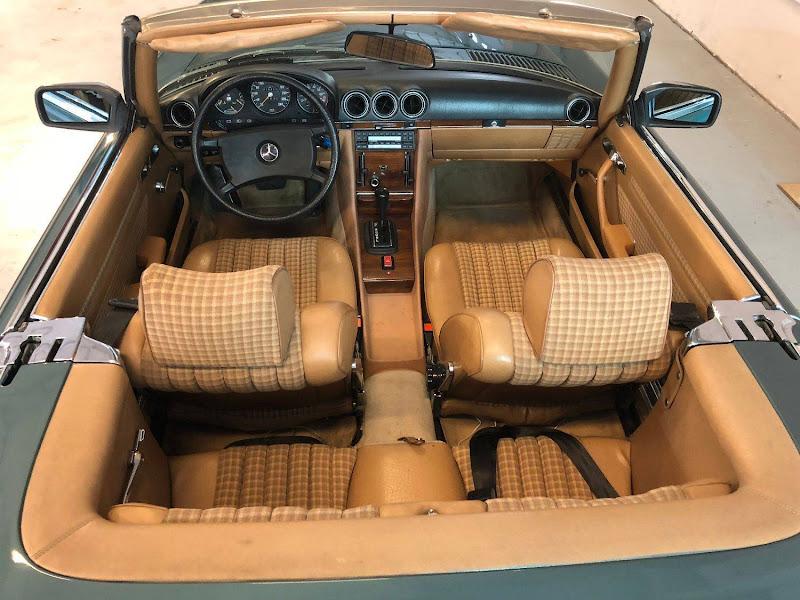 Mercedes SL280 - 1984 - 29 750€