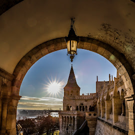 Fisherman's Bastion by Aamir DreamPix - Buildings & Architecture Architectural Detail ( castle, church, budapest, churches )