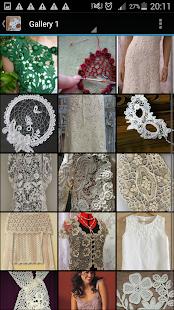 Irish Crochet screenshot
