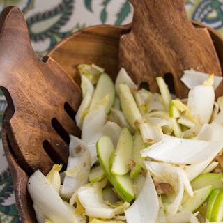 Belgian Endive and Walnut Salad (Insalata Belga e Noci)