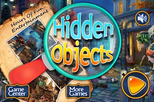 Mystery island escape Hidden