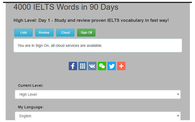 IELTS 4000 Words