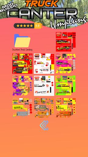Mod Bussid Truck Umplung 1.0 screenshots 3