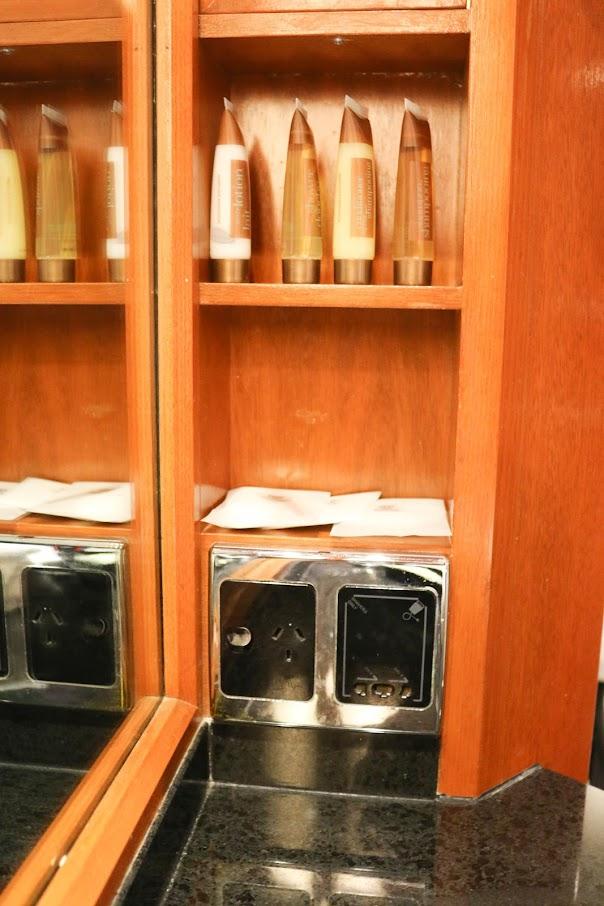 Sheraton branded amenities