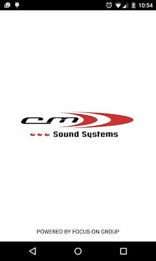 CM Sound Systems