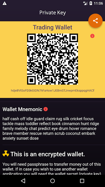 BitRock Wallet - A XRP Wallet – (Android Apps) — AppAgg