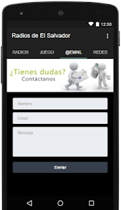 Radios de El Salvador Gratis screenshot 6