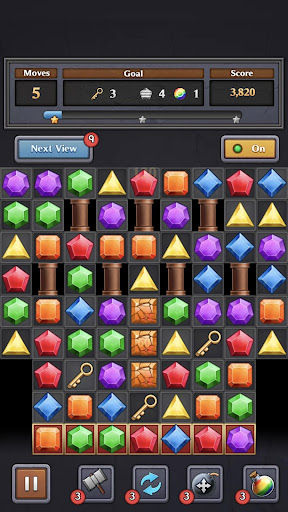 Jewelry Match Puzzle apkmartins screenshots 1