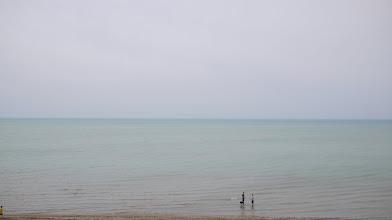 Photo: Huron lake (yes, that's actually a lake)