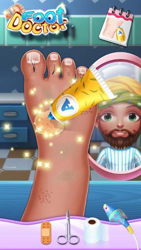 Foot Doctor  captures d'u00e9cran 11