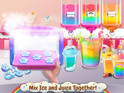 Rainbow Desserts Bakery Party- screenshot thumbnail