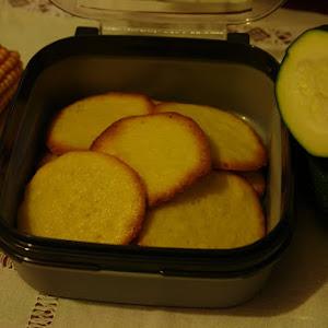 Zucchini and Lemon Cookies