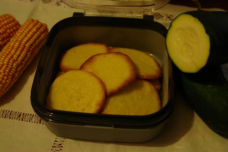 Zucchini and Lemon Cookies Recipe