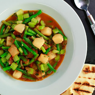Zesty Green Bean Stew