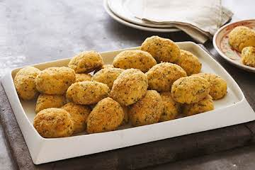 Potato & Cheese Croquettes