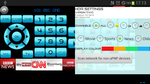 Remote for Samsung TV & Blu-Ray Players screenshot 10