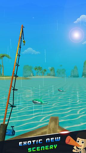 Shark Fishing Simulator 2018 - Free Fishing Games 1.0 {cheat|hack|gameplay|apk mod|resources generator} 4