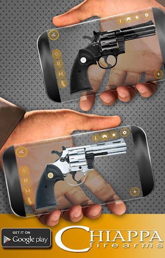 免費下載模擬APP|Chiappa Firearms Gun Simulator app開箱文|APP開箱王