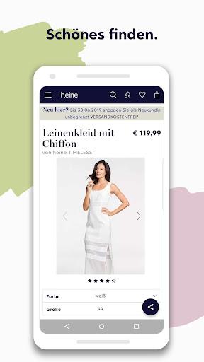 heine – Mode & Wohnen-Shopping  screenshots 4