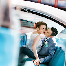 Wedding photographer Kseniya Shabanova (snajpersha). Photo of 07.09.2016