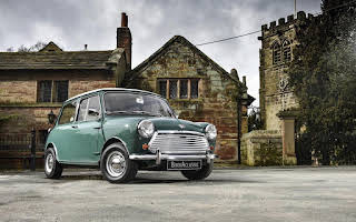 Morris Mini Cooper S Rent North West