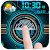 Clock weather fingerprint lock screen for prank file APK for Gaming PC/PS3/PS4 Smart TV