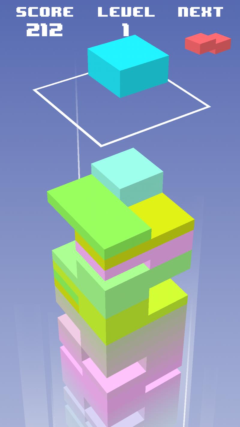 Скриншот Block Puzzle 3D