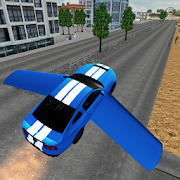 Game Flying Car Driving Simulator APK for Windows Phone