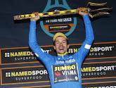 Primoz Roglic revient sur sa victoire finale à Tirreno-Adriatico