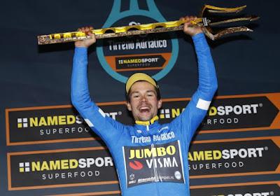 """Als dé kanshebber op eindwinst naar de komende Giro: """"De favorietenrol maakt me niet uit"""""""
