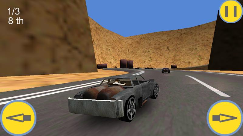 Скриншот Кармагеддец