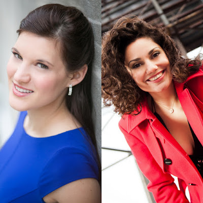 Mozart ladies with a twist: Miriam Khalil & Shantelle Przybylo