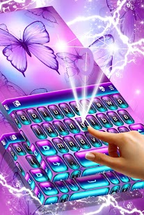 Free 2017 Butterfly Keyboard - náhled