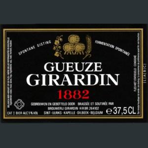 Logo of Girardin Gueuze 1882 (Black Label)