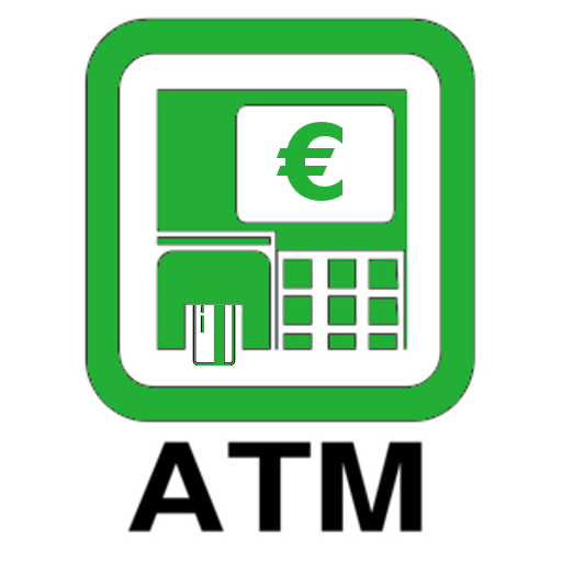 ATM locations in Estonia (app)