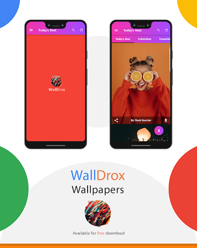 WallDrox Wallpapers- HD, 2K, 4K Backgrounds App Report on Mobile