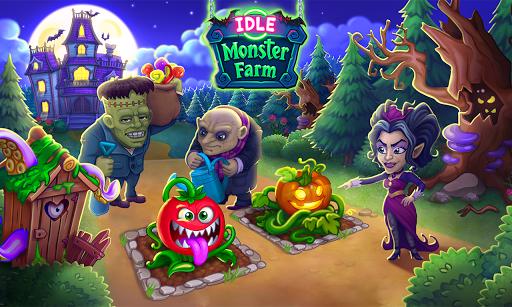 Monster Farm: Halloween dans le Village fantu00f4me  captures d'u00e9cran 2