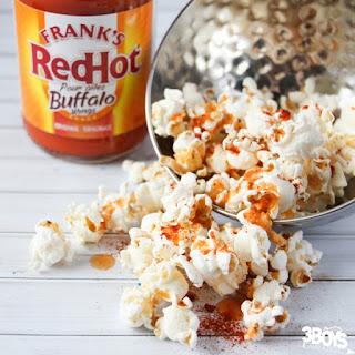 Buffalo-Style Hot Popcorn.