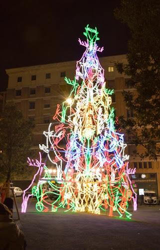luminarie natalizie  di g.de.f