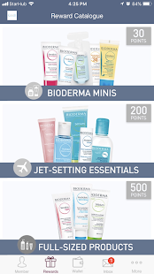 Club Bioderma Singapore - náhled