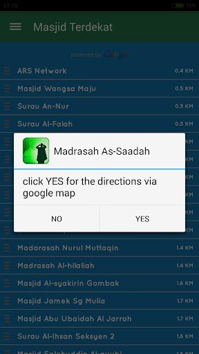 Jadwal Sholat Indonesia - Kiblat, Adzan, Tasbih 1.1.7 screenshots 8