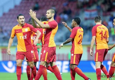 Mujangi Bia et Kayserispor coulent face au Galatasaray