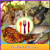 Grilled Chicken Recipes Book