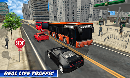 Luxury Coach Bus Simulator: Tourist Luxury Coach screenshots 19