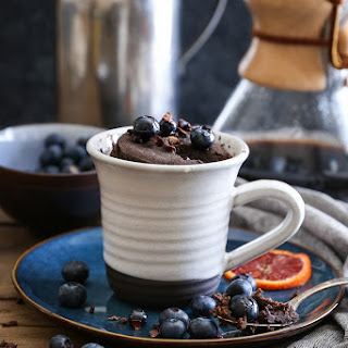 Swerve Chocolate Mug Cake Recipe