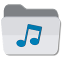 Music Folder Player Full icon