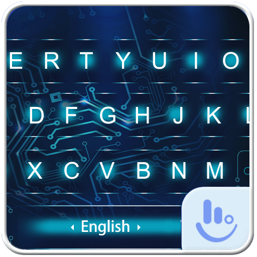 Geek Style Keyboard Theme 個人化 App LOGO-硬是要APP