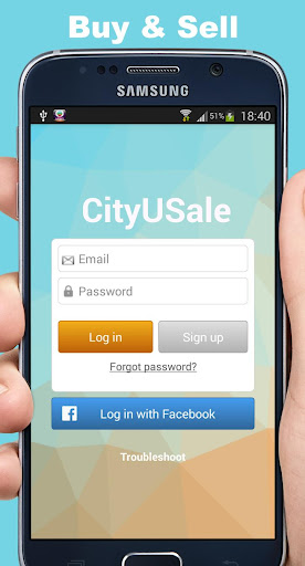 CityU Sale: Chat-Buy-Sell